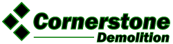 Cornerstone Demolition Corp. Logo